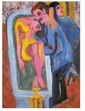 """Featured image is from <a href=""""9783775725538.html"""">Kirchner</a>, published by Hatje Cantz."""