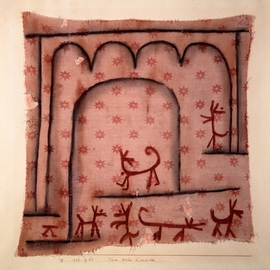 """Featured image, Paul Klee's <i>Animals Perform a Comedy</i>, 1937, is reproduced from <a href=""""9783775729833.html"""">Klee and CoBrA: Child's Play</a>."""