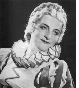 """Featured image, reproduced from <I>La Nilsson: My Life in Opera</I>, is captioned: """"An aspiring debutante in 1946, as Agatha in <I>Der Freischutz</I>. My own prologue was just as dramatic as Weber's opera, and the path to a triumphant premiere and media accolades was truly strewn with thorns. All the same, the Opera's directorship thought me 'unmusical and untalented,' and decided I would have to mature on the sidelines."""" © Studio Jarlas."""