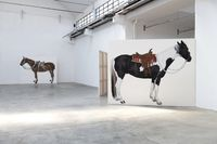Lara Nickel: 12 Horses
