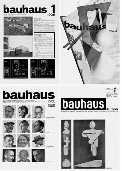 Lars Müller's 'Bauhaus Journal' facsimile edition is a landmark in design publishing