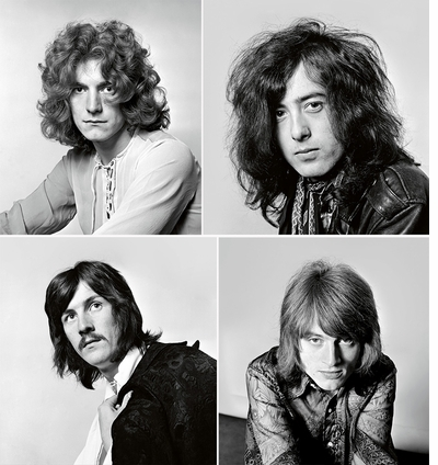 Led Zeppelin by Led Zeppelin releases today!