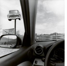 """""""Montana"""" (2008) is reproduced from 'Lee Friedlander.'"""
