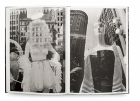 Featured image is a spread from <I>Mannequin</I>.
