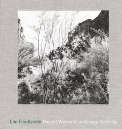 Lee Friedlander: Recent Western Landscape 2008-09
