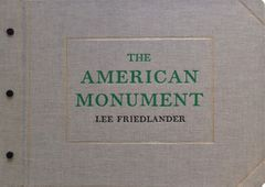 Lee Friedlander: The American Monument
