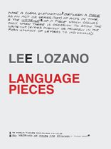 Lee Lozano: Language Pieces