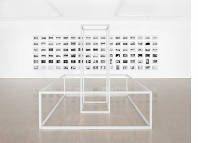 Featured image is reproduced from 'Lewis Baltz / Sol LeWitt.'
