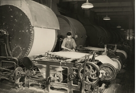 Featured image is reproduced from <I>Lewis Hine: The National Research Project 1936–1937</I>.