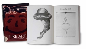 Featured image is reproduced from 'Like Art: Glenn O'Brien on Advertising.'