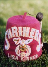 Lisa Eisner: Shriners