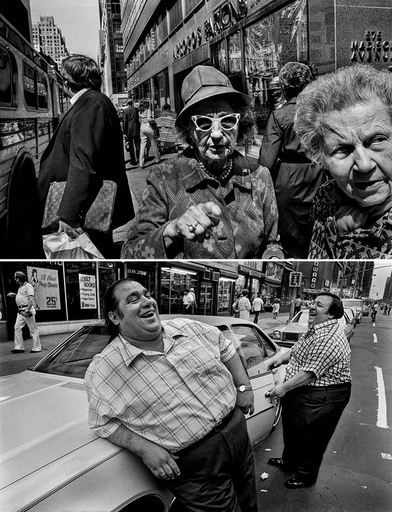 Long lost NYC photos by Magnum master, Bruce Gilden
