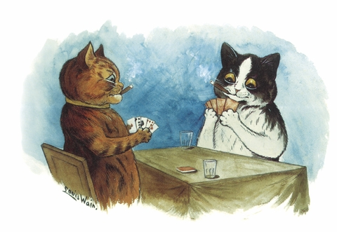 Louis Wain: Cat Artist