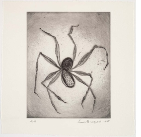 Featured image is reproduced from 'Louise Bourgeois: An Unfolding Portrait.'