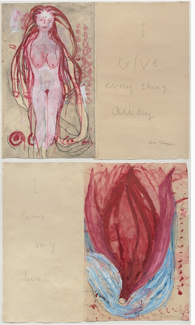 Louise Bourgeois at Glenstone