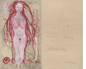 Featured image is reproduced from 'Louise Bourgeois: To Unravel a Torment.'