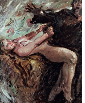 Featured image is reproduced from 'Lovis Corinth: Life, a Celebration!'.