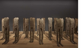 Featured image is reproduced from 'Magdalena Abakanowicz: Fate and Art.'