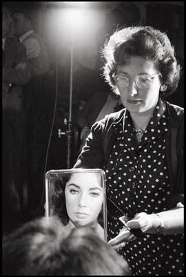 """Featured photograph, by Burt Glinn for Magnum, is of Liz Taylor on the set of the great classic film <i>Suddenly, Last Summer</a>. Image is reproduced from <a href=""""http://www.artbook.com/9788836620012.html"""">Magnum Photographers on Film Sets</a>."""