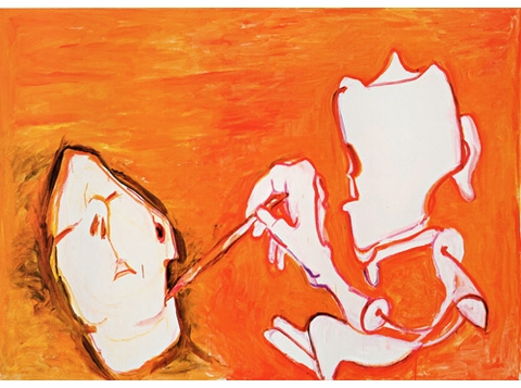 Major Exhibition of Austrian Artist Maria Lassnig's Work Opens at MoMA PS1 This Sunday, March 9th