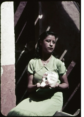 Featured image is reproduced from 'Manuel Álvarez Bravo: In Color.'