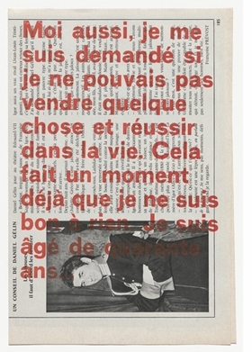 Featured image is reproduced from <I>Marcel Broodthaers</I>.