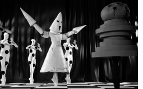 Featured image is a still from Dzama's film <i>A Game of Chess</i>.