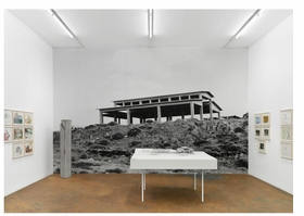 Featured image is reproduced from 'Martin Kippenberger: MOMAS Projekt'.