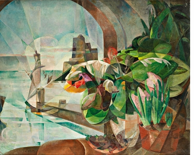 'Mary Swanzy: Voyages' revives a pioneer of Irish Modernism