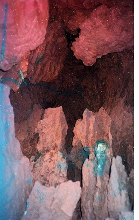 Featured image is reproduced from 'Maya Rochat: A Rock Is a River.'