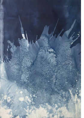 Featured image is reproduced from 'Meghann Riepenhoff: Ice'.