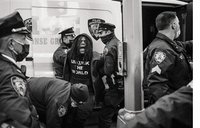 Featured image is reproduced from 'Mel D. Cole: American Protest'.