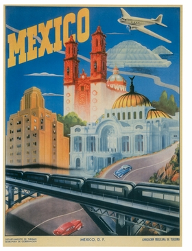 Featured image is reproduced from 'Mexico: The Land of Charm'.