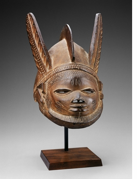 Featured image is reproduced from 'MFA Highlights: Arts of Africa.'