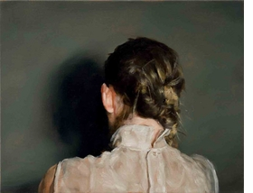 """""""The Ear"""" (2011) is reproduced from <I>Michaël Borremans: As Sweet as It Gets</I>."""