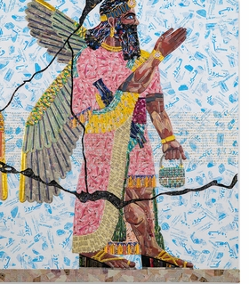 Featured image is reproduced from 'Michael Rakowitz: Nimrud'.