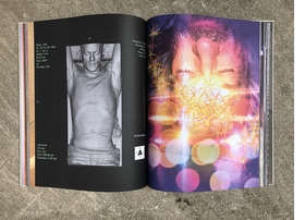Featured spread is from 'Michael Stipe with Douglas Coupland: Our Interference Times.'