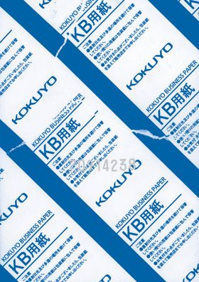 Michael Williams: Kokuyo Business Papers