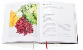 A spread from <I>Cooking for Artists</I>.