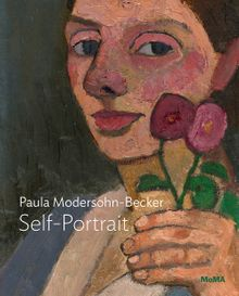 Paula Modersohn-Becker: Self-Portrait with Two Flowers