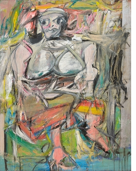 Featured image, by Willem De Kooning, is reproduced from 'Willem De Kooning.'