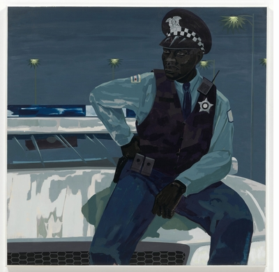 'MoMA Now' points to the future with Kerry James Marshall