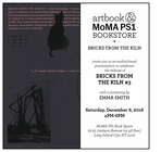 MoMA PS1 Book Space launches 'Bricks from the Kiln' #3