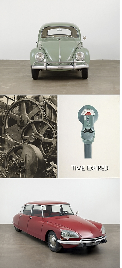 MoMA's 'Automania' traces the rich cultural history of the car