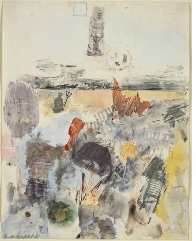 MoMA's remarkable facsimile edition of Robert Rauschenberg's 'Thirty-Four Drawings for Dante's Inferno'
