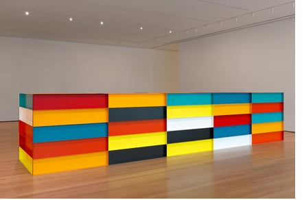 MoMA's spectacular catalog brings 'Judd' to life