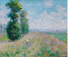 Featured image is reproduced from 'Monet: Paintings at the Museum of Fine Arts, Boston.'