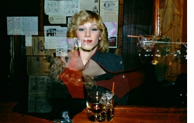 Featured image is reproduced from <I>Nan Goldin: Diving for Pearls</I>.