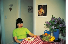 Featured image is reproduced from 'Nan Goldin: The Beautiful Smile.'