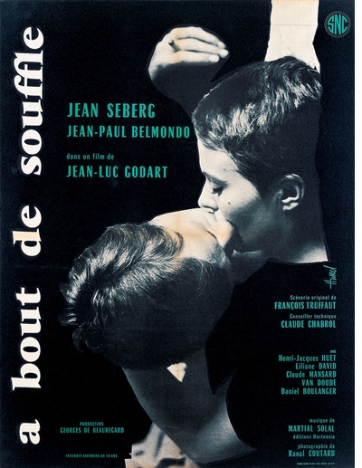 New from Reel Art Press! The definitive book on French New Wave international poster design